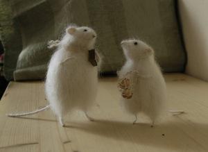 2隻老鼠的小故事.....(愛是恆久忍耐又有恩慈)