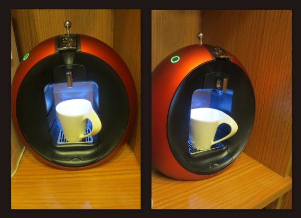2013-04-11 NEW COFFE MACHINE