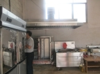 临时食堂设施