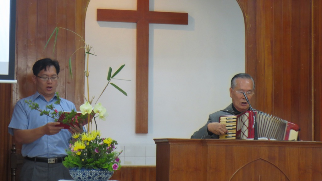 張忠 牧師的分享: 耶穌...我們的好朋友! 我們是平行關係!