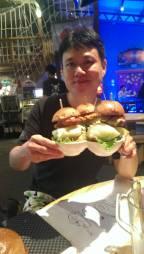 3小漢堡 (牛,雞,魚)